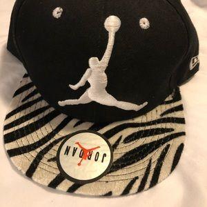 New era Jordan baseball hat